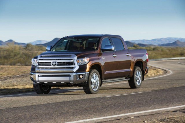 2016 Toyota Tundra Review, Ratings, Specs, Prices, and ...