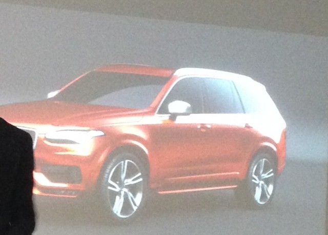 2016 Volvo XC90 R-Design leak – (Image via SweedSpeed Forums)