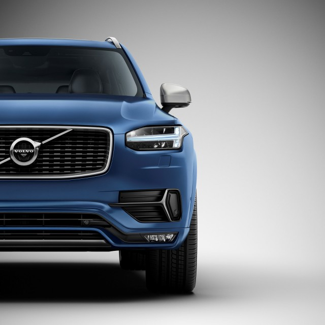 Model 2016 Volvo XC90 T6 Video Review