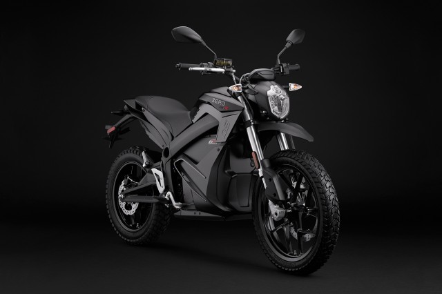 2016 Zero DSR electric motorcycle
