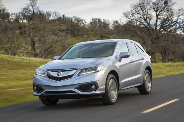 2017 acura rdx review ratings specs prices and photos. Black Bedroom Furniture Sets. Home Design Ideas