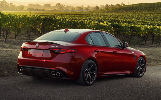 2017 Alfa Romeo Giulia to list from $38,990