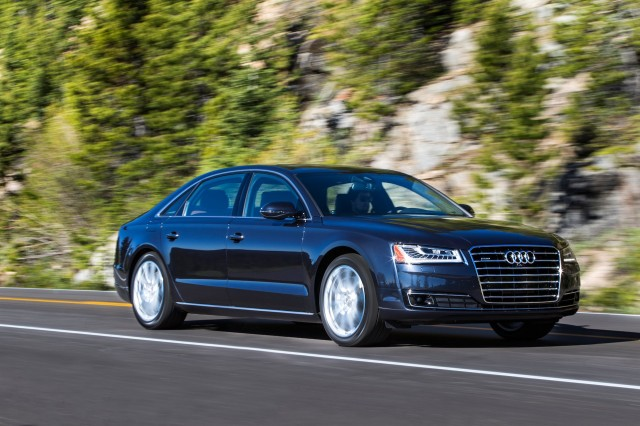 2017 audi a8 pictures photos gallery the car connection. Black Bedroom Furniture Sets. Home Design Ideas