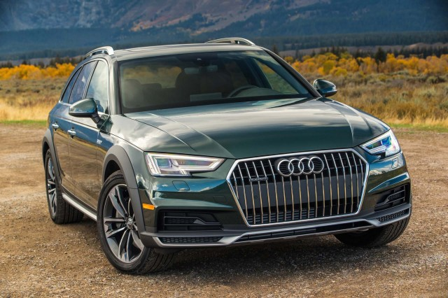 2017 Audi Allroad Pictures/Photos Gallery - Green Car Reports