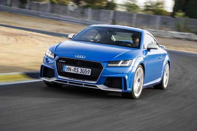 Cool 2017 Audi TT RS First Drive Review Overcoming Imbalance