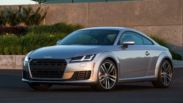 2017 audi tt review ratings specs prices and photos the car connection. Black Bedroom Furniture Sets. Home Design Ideas