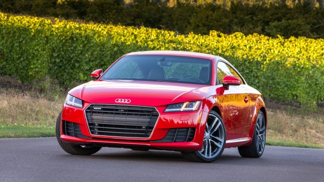 2017 Audi Tt Review Ratings Specs Prices And Photos