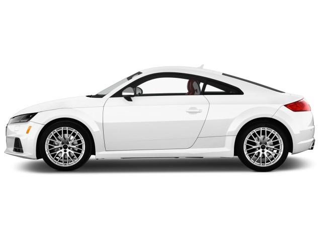 2017 Audi TTS 2.0 TFSI Side Exterior View