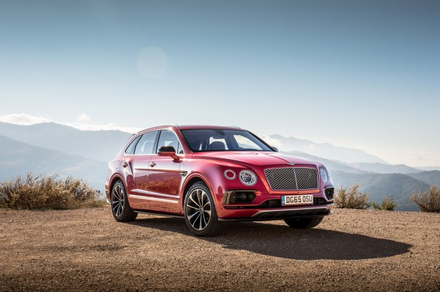2017 bentley bentayga review ratings specs prices and photos the car connection. Black Bedroom Furniture Sets. Home Design Ideas