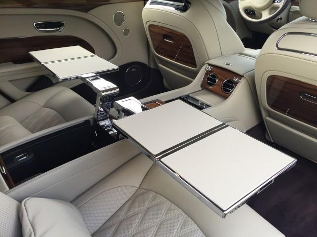 2017 Bentley Mulsanne, Bavarian press drive 2016
