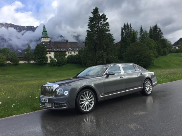 Ultimate Luxury With Refined Performance 2017 Bentley
