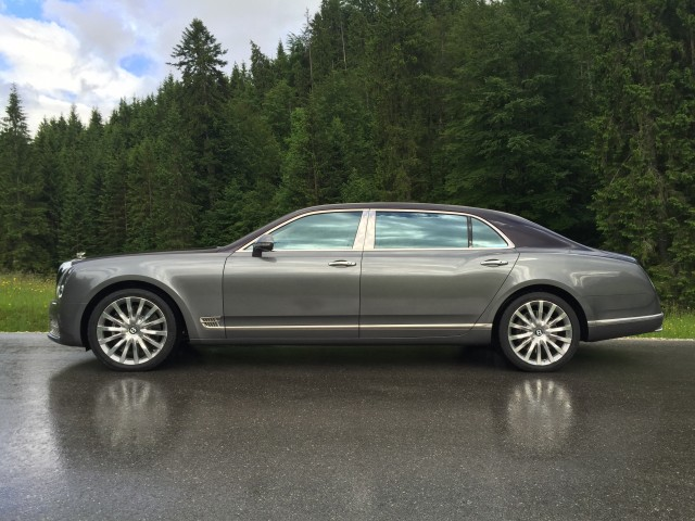 2017 Bentley Mulsanne Pictures/Photos Gallery - Green Car Reports