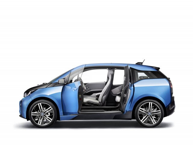 2017 Bmw I3 Preview