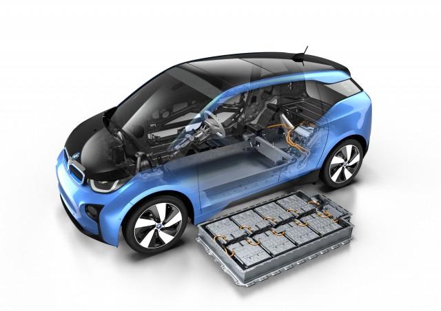 Bmw All Electric Car Range