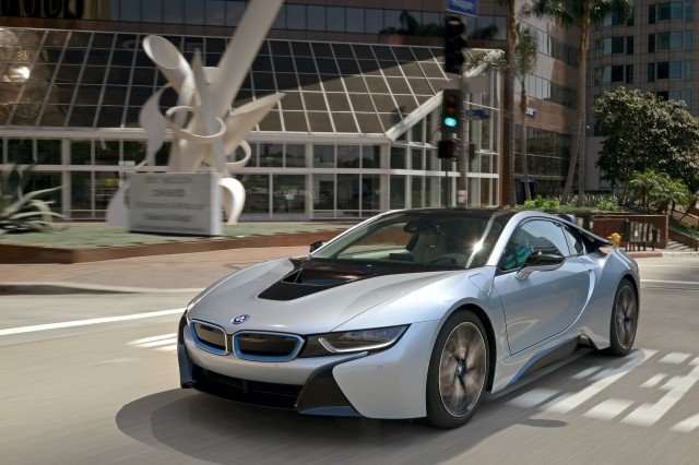 2017 Bmw I8 Review Ratings Specs Prices And Photos