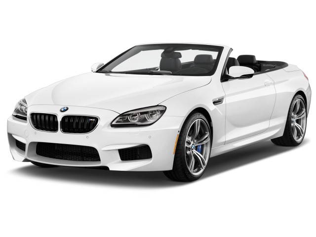 2017 Bmw M6 Review Ratings Specs Prices And Photos The Car Connection