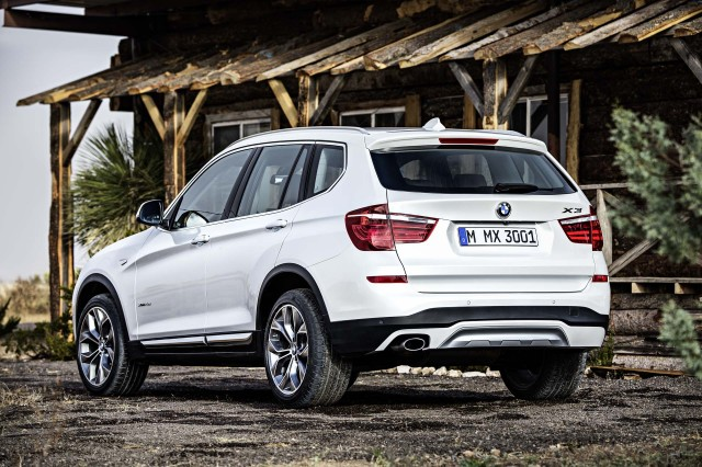 Bmw X1 Vs X3 2017 >> 2017 BMW X3 vs. 2018 Audi Q5: Compare Cars