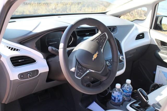 2017 Chevrolet Bolt EV, road test, California coastline, Aug 2016