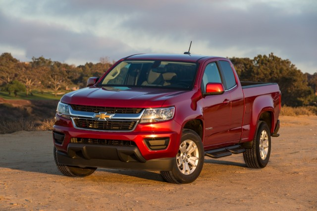 2017 chevrolet colorado chevy review ratings specs. Black Bedroom Furniture Sets. Home Design Ideas