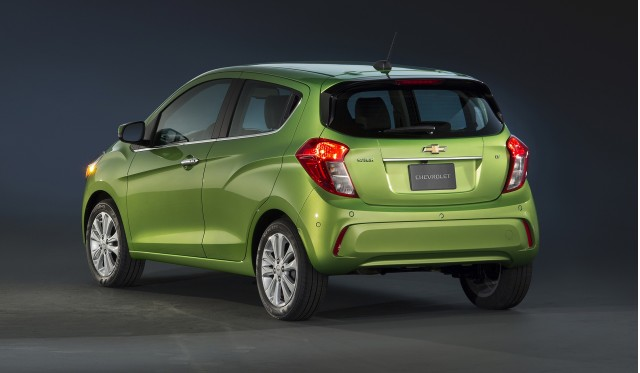2017 Chevrolet Spark first drive