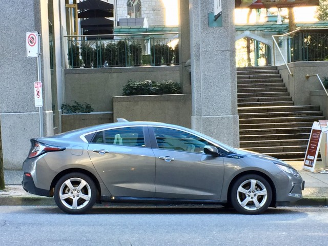 2017 Chevrolet Volt in Vancouver, BC, Canada