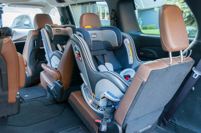 2017 Chrysler Pacifica long-term road test