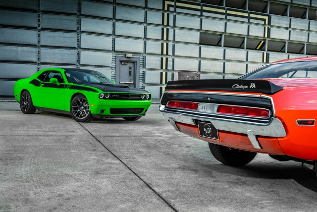 New Challenger T/A and Charger Daytona Keeps Dodge's Heritage Alive