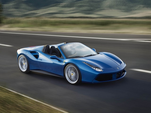 2017 Ferrari 488 GTB Review Ratings Specs Prices and Photos