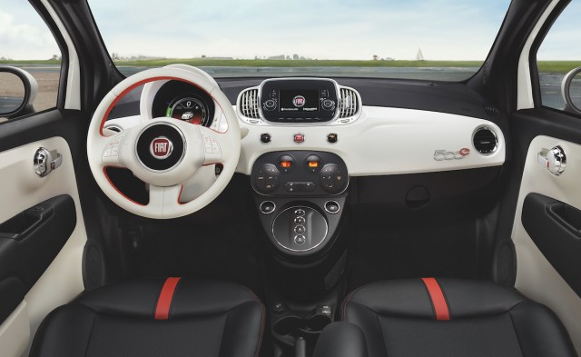 ca dealer offers fiat 500e electric car at 49 a month 0 autos post. Black Bedroom Furniture Sets. Home Design Ideas