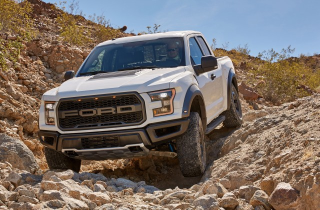 New Engine, Transmission Increase Ford F-150 Pickup Truck MPG