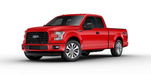 2017 ford f 150 vs 2017 ram 1500 compare trucks. Black Bedroom Furniture Sets. Home Design Ideas