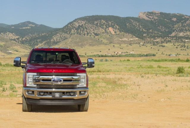 Brilliant Here39s How Ford Threw Away The Old Super Duty And Started