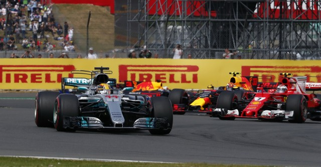 2017 Formula One British Grand Prix