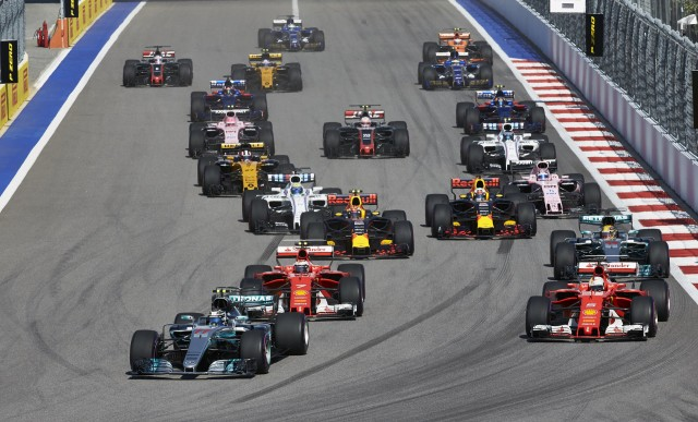 2017 Formula One Russian Grand Prix