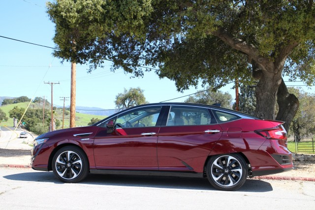 Innovative 2017 Honda Clarity Fuel Cell First Drive Of Hydrogen