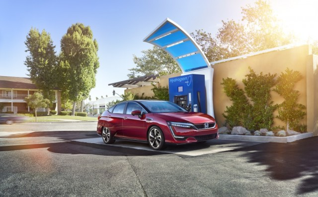 2017 Honda Clarity Fuel Cell