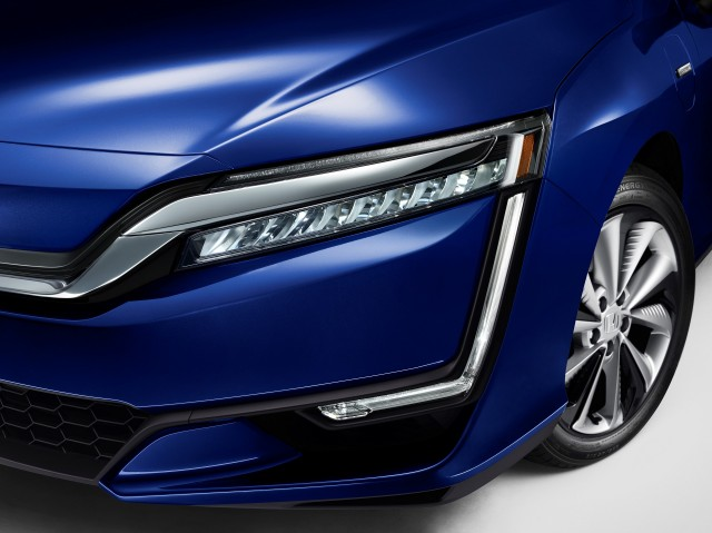 2017 Honda Clarity Electric to lease for 269 a month starting in