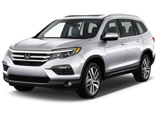 2017 honda pilot review ratings specs prices and photos the car connection. Black Bedroom Furniture Sets. Home Design Ideas