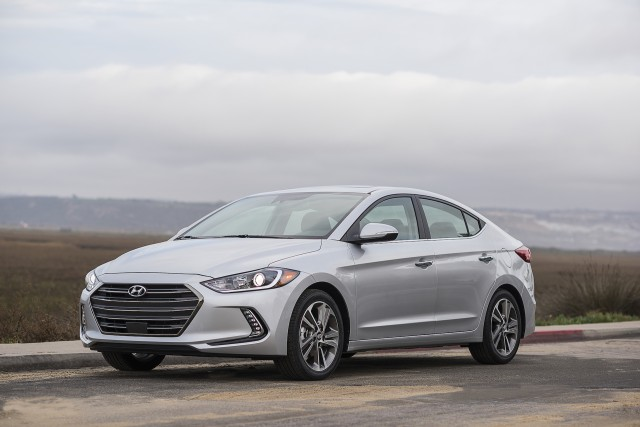 2017 hyundai elantra review ratings specs prices and photos the car connection. Black Bedroom Furniture Sets. Home Design Ideas