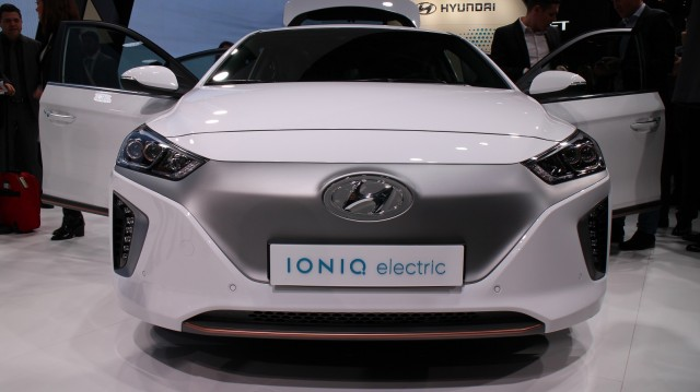 new car launches by hyundaiHyundai Ioniq most important car at the Geneva Motor Show