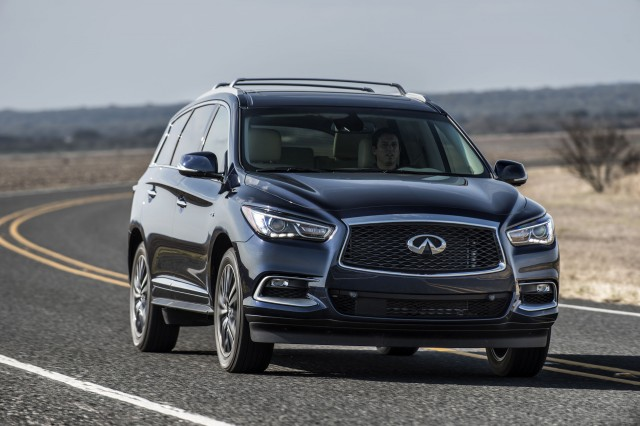 2017 infiniti qx60 review ratings specs prices and. Black Bedroom Furniture Sets. Home Design Ideas