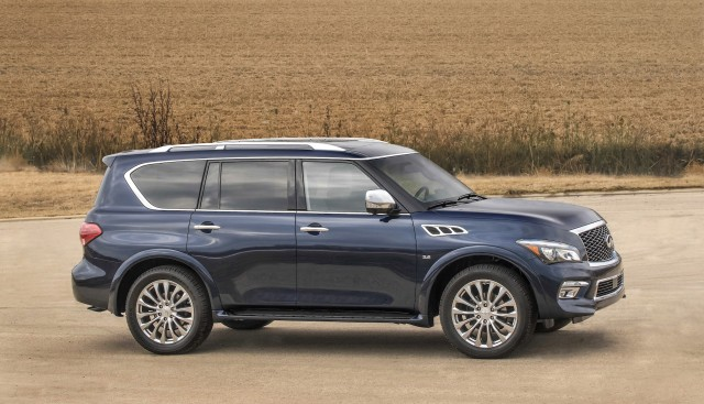 2017 Infiniti QX80 Review, Ratings, Specs, Prices, And