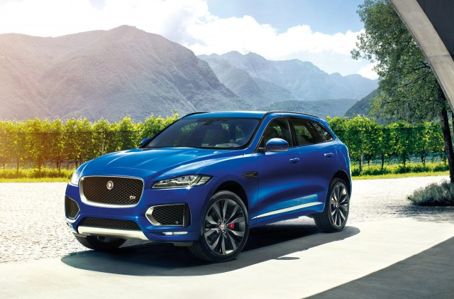2017 Jaguar F Pace Review Ratings Specs Prices And