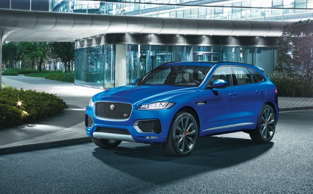 Jaguar Electric Suv As Soon As 2017 Radical Styling Planned