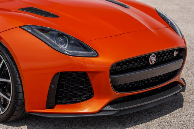 we go spanish flying in the 200 mph 126 945 jaguar f type svr first drive review. Black Bedroom Furniture Sets. Home Design Ideas