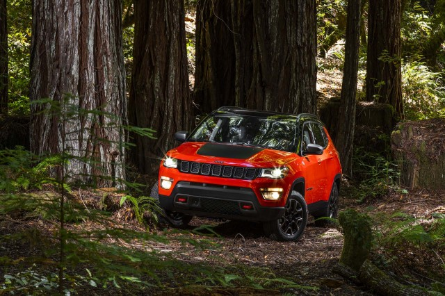 The new 2018 Jeep Compass manages to actually look like a Jeep