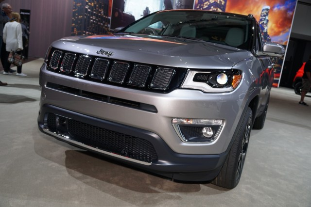 Ram Diesel Scandal 2017 Jeep Compass Bmw S Electric