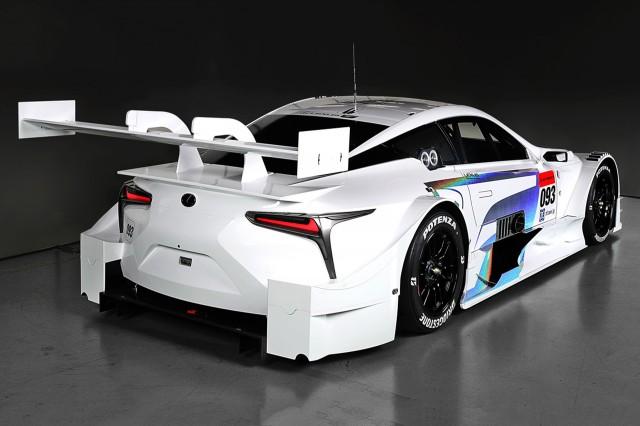 cars 54 lexus racing - photo #44
