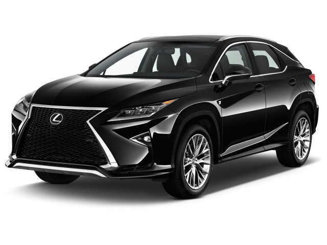 2017 Lexus Rx Pictures Photos Gallery The Car Connection
