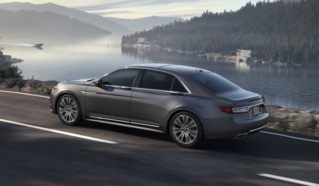 Awesome 2017 Lincoln Continental First Drive Review Page 2